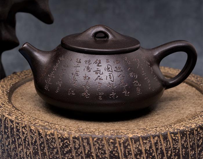как заваривать чай в глиняном чайнике